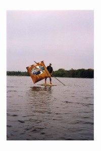 calling the fish to order, Nova Scotia 1998