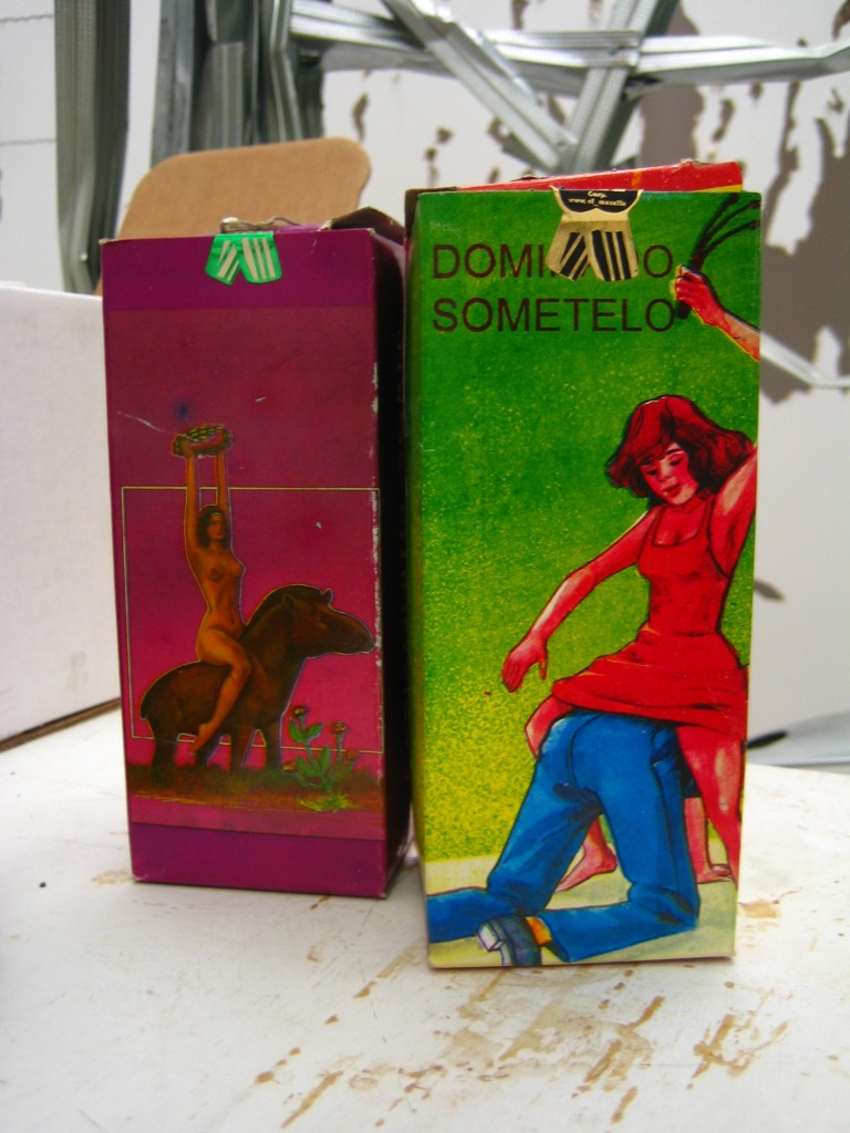 Dominado Sometelo - new material from the botanica (Venezuelan potions)